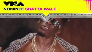 It's time already! Shatta Wale gets MTV Video Awards nod