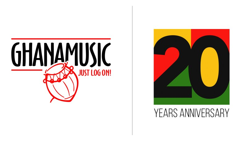 Ghanamusic.com marks 20 years of promoting strictly Ghanaian music content online!