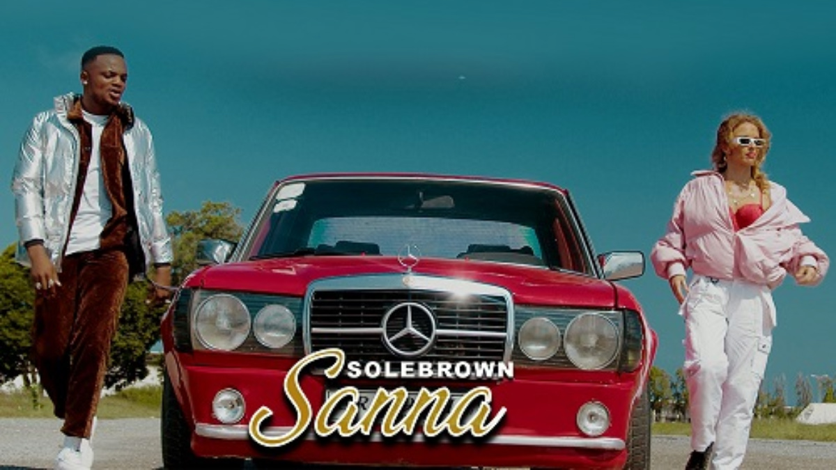 Sanna: Solebrown releases catchy Afropop song