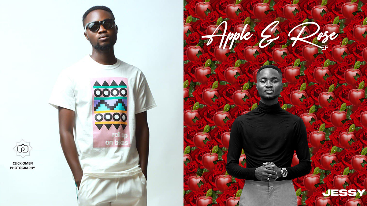 EP Review: Apple and Rose EP by Jessy Gh