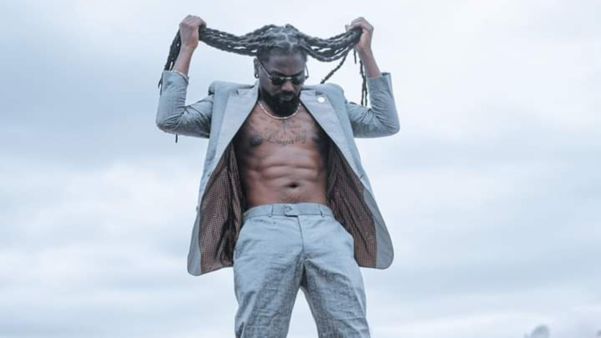 Samini trips to his roots in visuals for 'Old Man's Radio' off 'Untamed album'