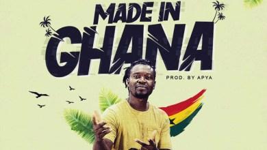 Made In Ghana! Rich Boogie praises Samini, Stonebwoy & Shatta Wale on new song