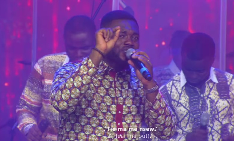 Nyame Te Ase by Kofi Owusu Peprah feat. Amy Newman & Shadrack Mensah Kwesi