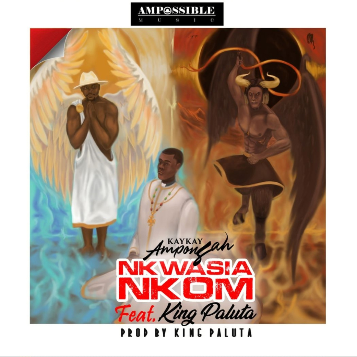Nkwasia Nkom by Kaykay Amponsah feat. King Paluta