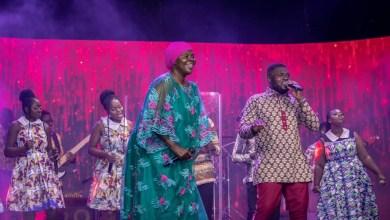 Nyame Te Ase! Kofi Owusu Peprah gets fans nostalgic on latest record with Amy Newman