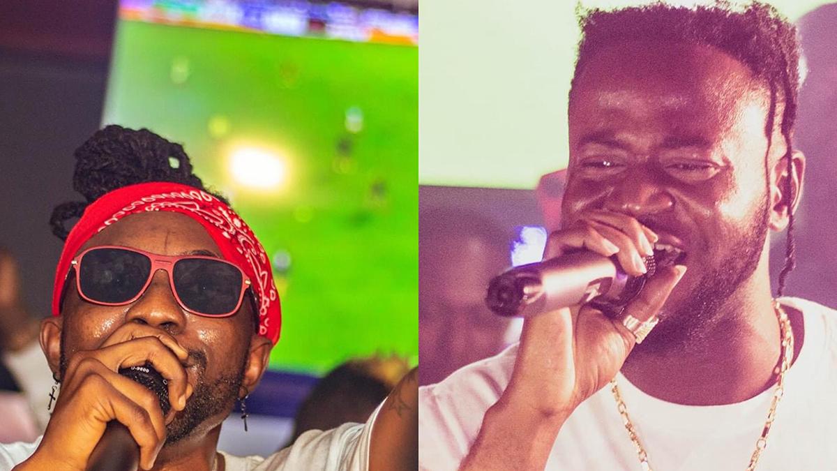Among all the artistes, only Nautyca showed me love when I came to Tema - Addi Self