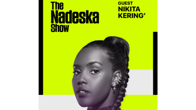 Africa Rising artist, Nikita Kering joins Nadeska on Apple Music 1 to discuss her new EP ''A Side of Me''
