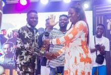 Qweku Nyarko Glover of Glover's Hub adjudged Blogger of the Year at 2021 GUGMA