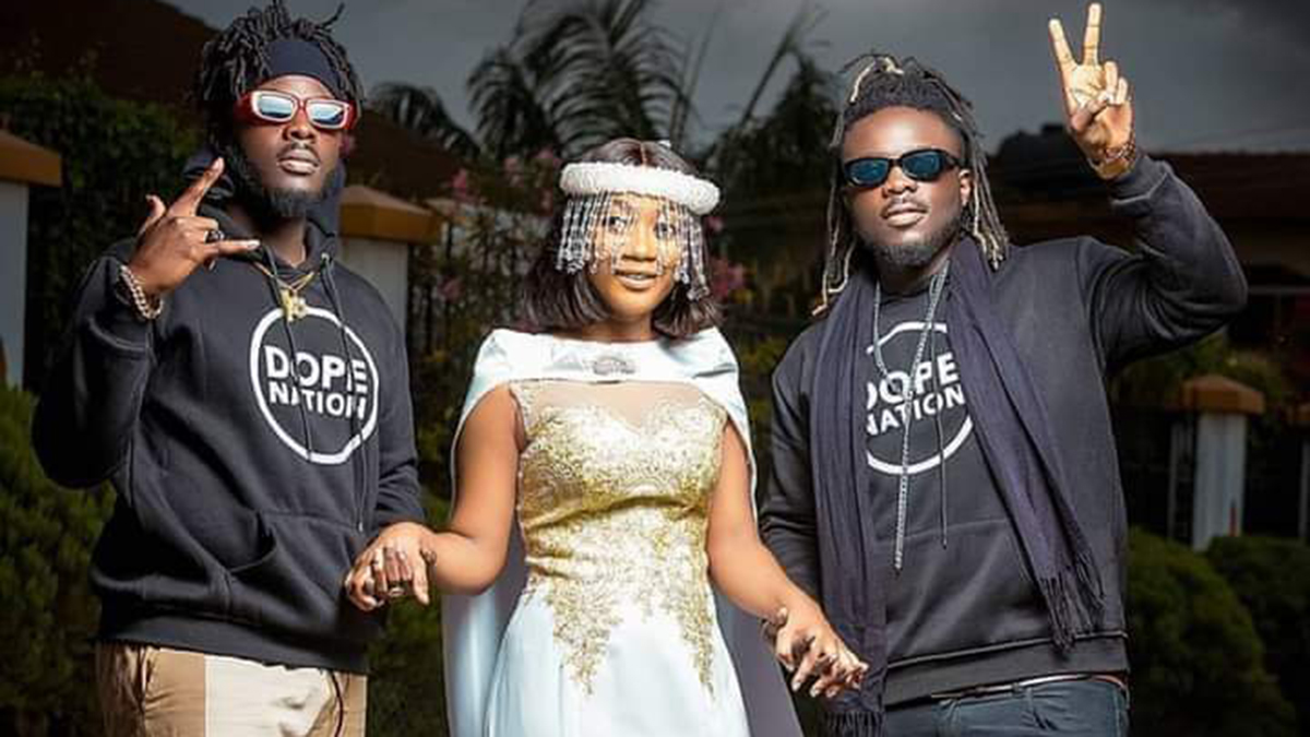 Adelaide The Seer forges on after parting ways with DopeNation; set to host new TV show & drop a single soon! – Ghana Music