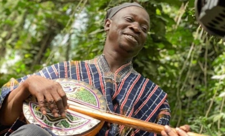 Atongo Zimba's first full-length album in over a decade!