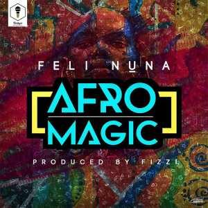 Afro Magic by Feli Nuna
