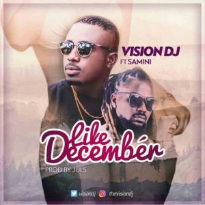 Like December by Vision DJ feat. Samini
