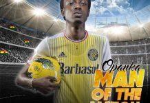 Opanka - Man Of The Match (Prod. by Keylex)