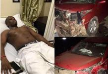 Coded of 4×4 Fame Involved In Horrific Car Accident