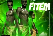 Okra - Fitem (Prod by Nshona, Mixed by Beatz Dakay)