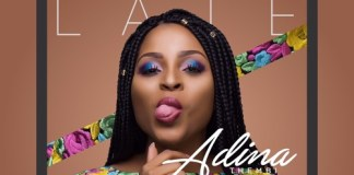Adina - Too Late (Prod By Killbeatz)
