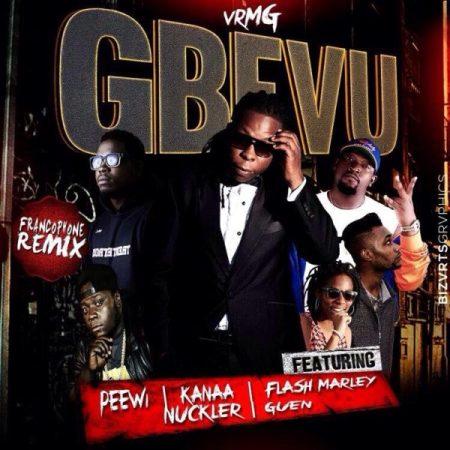 Edem - Gbevu (Francophone Remix) (Feat. Guen, Kanaa, Flash Marley, Peewi & Nuclke'R)