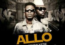 Kwaw Kese x Shatta Wale - Allo (Prod. by Willis Beat)