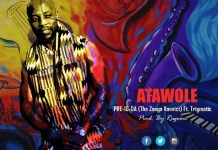 PRE-10-DA - Atawole feat. Trigmatic (Prod. by Ragoon)
