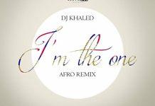 DJ Khaled - I'm The One (Afro Remix) (Prod. by Senyo Cue)