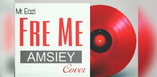 Amsiey - Fre Me (Cover) (GhanaNdwom.com)