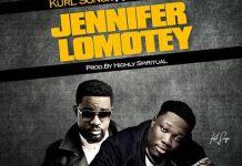 Kurl Songx - Jude Lomotey (Feat. Sarkodie)