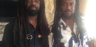 Samini and Rocky Dawuni
