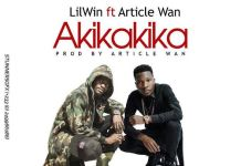 Lil Win - Akika Akika (Feat Article Wan) (Prod By Article Wan)