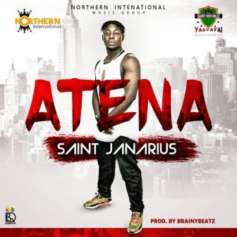 Saint Janarius - Atena (Shy Girl) (Prod by Brainy Beatz)