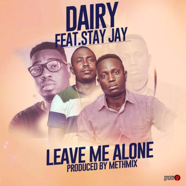 Diary - Leave Me Alone (Feat Stay Jay) (Prod by Methmix)