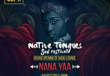 NanaYaa-Native Tongues