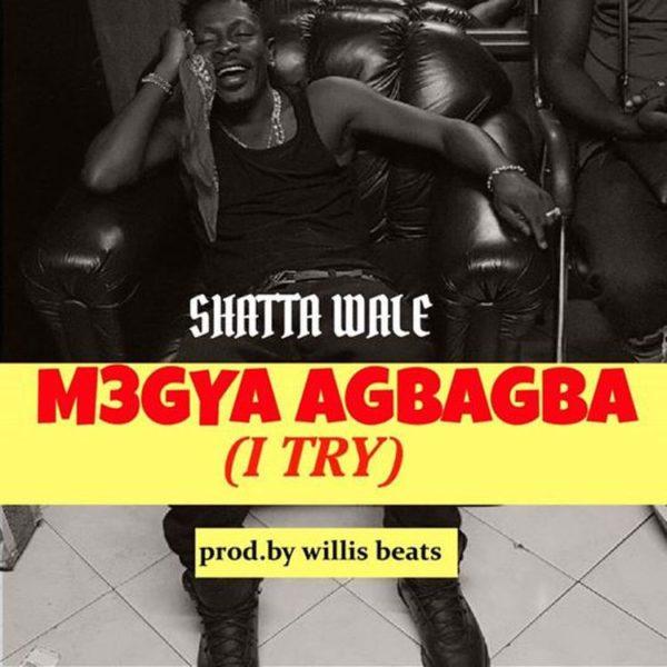 Shatta Wale - Megya Agbagba (I Try)