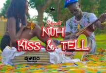 Skonti - Nuh Kiss & Tell (Prod. by Skonti) (GhanaNdwom.com)