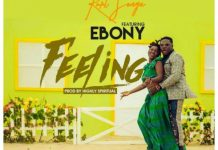 Kurl Songx - Feeling (Feat. Ebony)