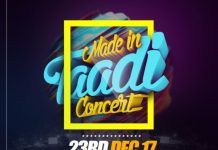 Made In Taadi Concert