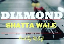 Shatta Wale - Diamond (Baking Soda) (Prod. by MOG)