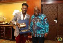 Shatta Wale & Prez. Akufo-Addo