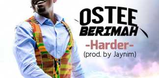 Ostee Barimah - Harder (Feat Art D'General) (Prod by Jaynim)