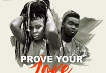 Baroe - Prove Your Love (Feat. CIC) (Prod. by FyberBeatz)