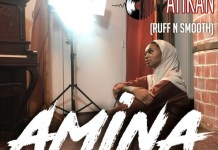 Ahkan - Amina (Prod. by Parisbeatz)