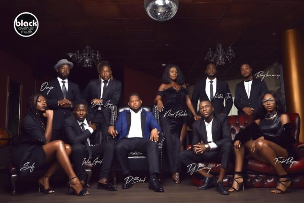 Black Avenue Muzik Team