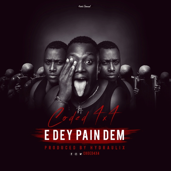 Coded (4x4) - Edey Pain Dem (Prod By Hydraulix)