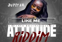 Jupitar - Like Me (Attitude Riddim) (Prod by BrainyBeatz)