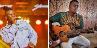 Kumi Guitar spills secrets on Stonebwoy and Zylofon Media 'Saga'
