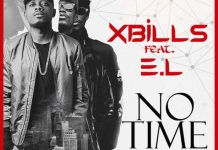 Xbills - No Time (Feat E.L) (Prod. By. Kidnature)