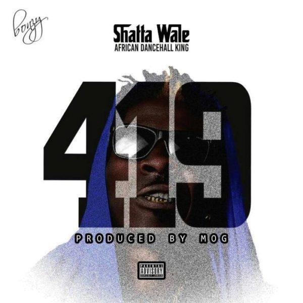 Shatta Wale - 419 (Code) (Prod. by MOG Beatz)