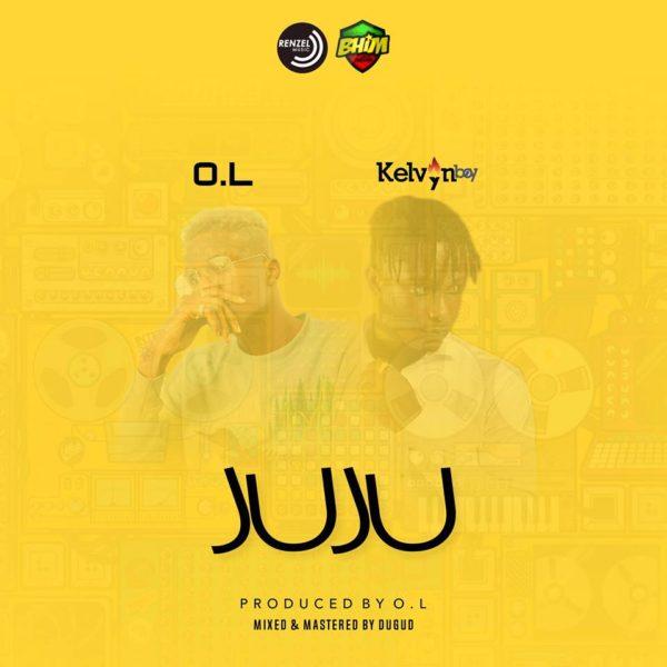O.L - Juju (Feat. Kelvyn Boy) (Prod. by O.L)