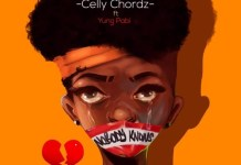 Celly Chordz - Nobody Knows (Feat. Yung Pabi) (Prod. by M.Fosol)