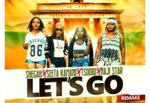 Shegah x Seeta Kamani x Tsoobi x Naji Star - Let's Go Remake (Prod. by TomBeatz)