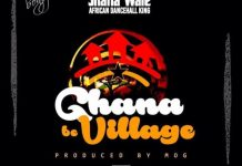 Shatta Wale - Ghana Be Village (Prod. by MOG Beatz)